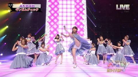 そもそもAKB48が王道アイドルだったことあったっけ?