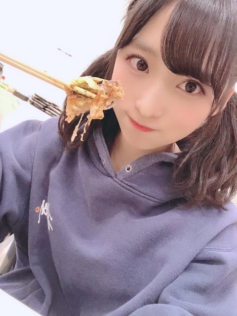 【AKB48】小栗有以「広島焼なんてこの世に存在してなかったよね!!!」