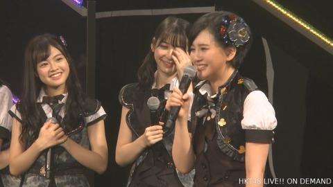 【HKT48】兒玉遥「ちょっと丸くなってしまったので、しぼります」