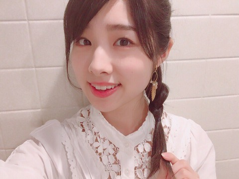 【AKB48】さっほーこと岩立沙穂ちゃん、実は隠れ事務所メン説