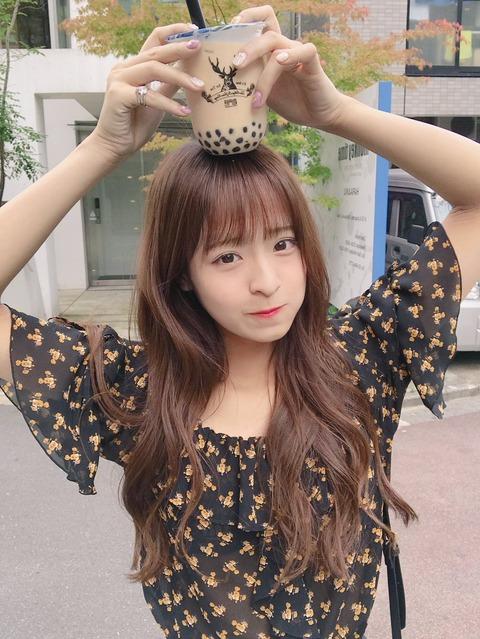 【AKB48G】メンバー「聞いて!今日タピオカ飲んだんだよ!(迫真)」 ←これに対する正解の返し