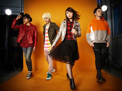 【元NMB48】岸野里香のバンド「Over The Top」デビューシングル「僕らの旗」がプレバト!!のエンディングテーマに決定!
