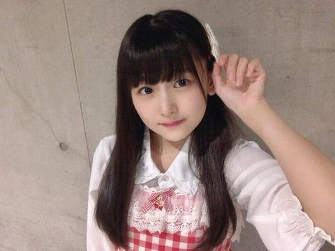 【ロリ報】いぶいぶが可愛い画像をTwitterにアップ【HKT48・石橋颯】