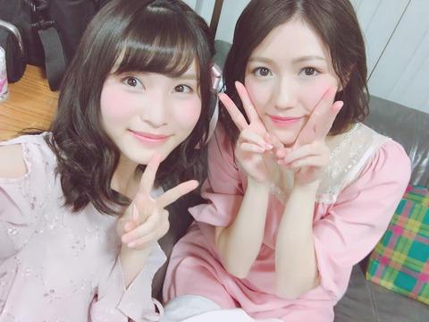 【AKB48】渡辺麻友「福岡聖菜は内から出る輝きが他の子とは違う。キラキラしている」