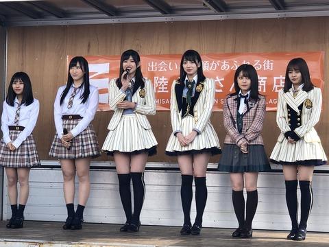 【画像】一流アイドルと三流アイドルの違いをご覧くださいwww【AKB48・NMB48・HKT48】