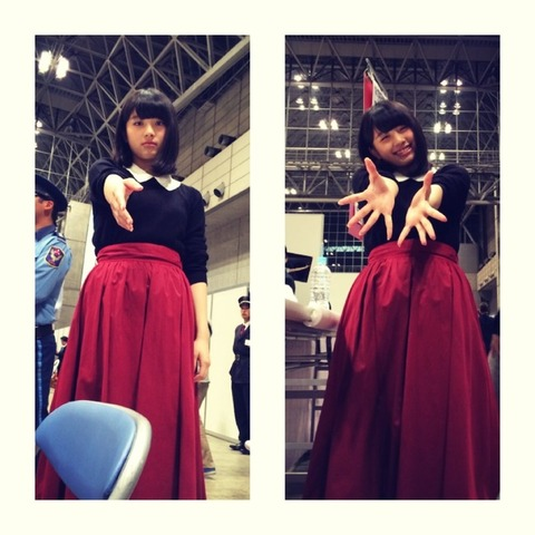 【AKB48】なーにゃの755での塩っぷりを再確認するスレ【大和田南那】