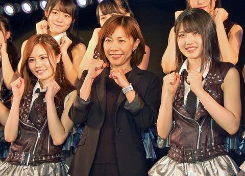 【AKB48】牧野アンナ「全盛期メンバーは個が強く主張があった」「新世代はいい子だけど可も不可も無く色が見えない」