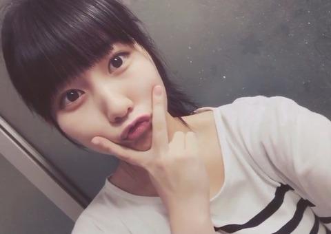 【朗報】みくりんおっぱいブルンブルン!!!【HKT48・田中美久】