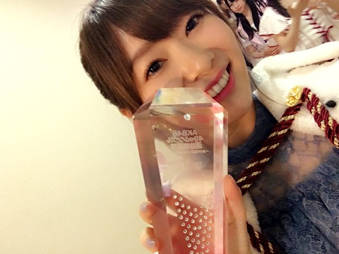 【HKT48】指原莉乃が4度目1位3連覇とか簡単に言うけどさ