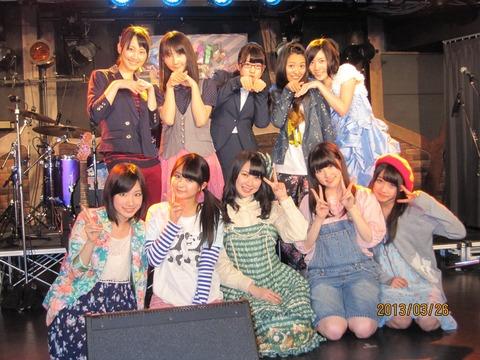 【画像】SKE48の全盛期がhuluで配信されるぞ!