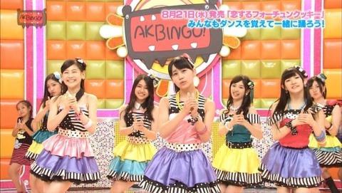 【AKB48】スタート失敗すると干され不人気確定