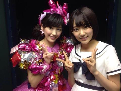 【AKB38thセンター】宮脇咲良が松井珠理奈に勝ってる所あるの?
