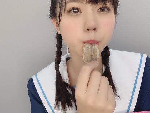 【STU48】ゆみりんがお詫びに2000kcalの大盛り焼きそばを食べる話はどうなった?【瀧野由美子】