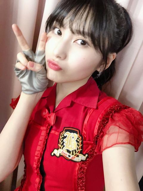 """【AKB48】福岡聖菜ちゃんが去年の9月から歌番組を""""ほぼ""""干されている事について"""