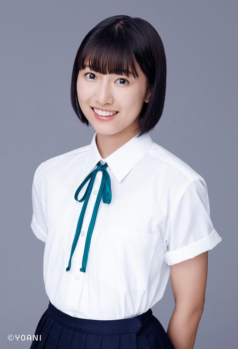 【悲報】≠MEの蟹沢萌子さんのニックネームが「カニちゃん」www