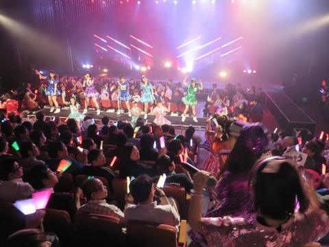 【AKB48G】コンサートや公演で「あ、こいつ現場慣れしてないな」と思うヲタの行動