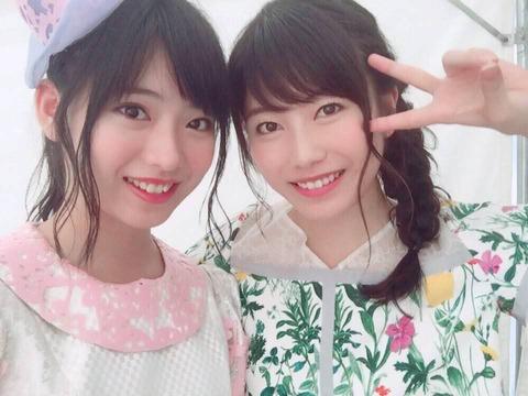 【AKB48】ゆいはんとまちゃりんって似てるよな?【横山由依・馬嘉伶】