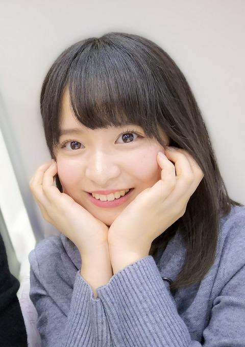 【AKB48】静止画も動画でもどちらも可愛いらしく映るチーム8倉野尾成美ちゃん