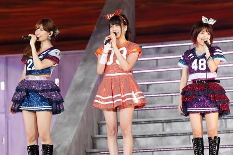【AKB48の三代目総監督はみーおんで確定か?【向井地美音】