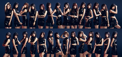 【AKB48G】女子の集まりだしスクールカースト的なものってあるの?