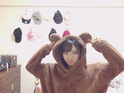 【NMB48】山田寿々「永遠寝てました」