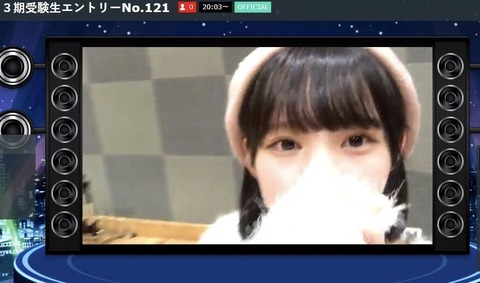 【AKB48第3回ドラフト会議】121番矢作萌花「志望グループは、まだ決まってない、親と相談している最中」