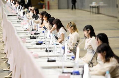【AKB48G】池沼「オンラインイベントなんか嫌、どうしても現場を再開してくれないと納得出来ない人集合」