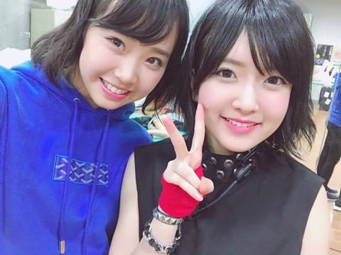 【悲報】NMB48加藤夕夏がメンバーのパンツを公開【定期】