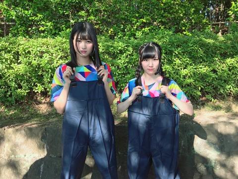 【AKB48】「池の水ぜんぶ抜く」に映る可能性が低いのに参加したモブメンバー