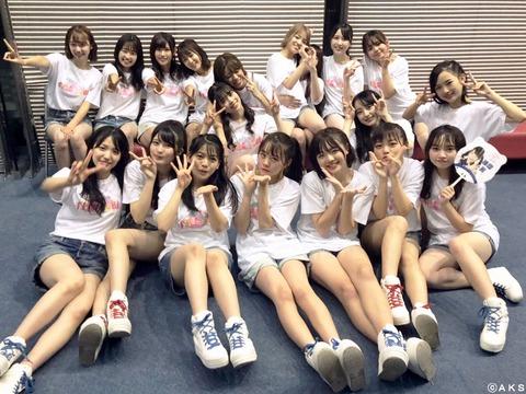 【AKB48】チーム8の今後の課題が山積みだらけだけどどうすんの?