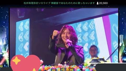 【SKE48】世界チャンピオン松井珠理奈さん、1月の地上波テレビ出演時間ゼロでライバル松井玲奈さんと須田亜香里さんに惨敗