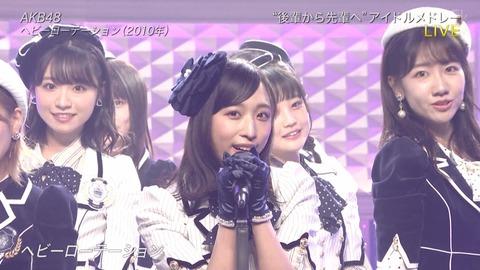 【画像】山内瑞葵が小栗有以と柏木由紀を公開処刑wwwwww【AKB48】