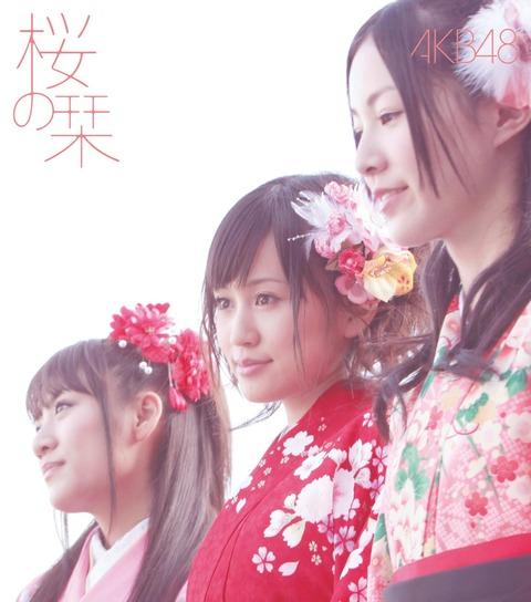【祝】AKB48「桜の栞」が高校教科書に採用