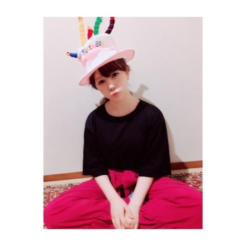 【HKT48】19歳の誕生日を迎えた村重杏奈に一言書いてけ