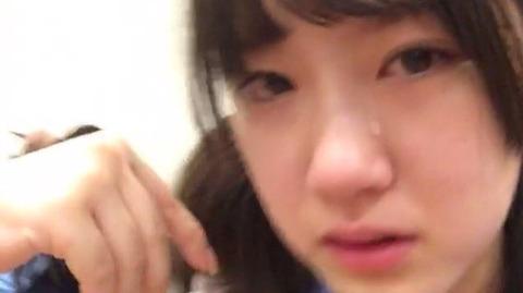 【SKE48】水野愛理、8期生が23人も合格したことに危機感を感じSHOWROOMで号泣