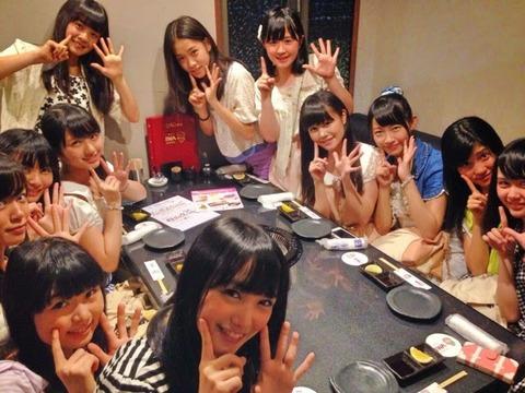 【AKB48】大和田南那・向井地美音以外の15期生について