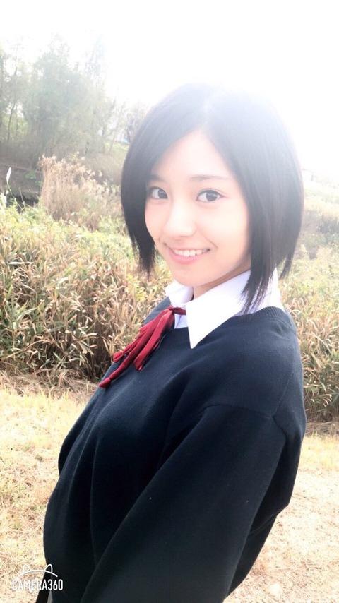 【朗報】SKE48後藤楽々ちゃんが復帰後初グラビア!カメラマンはなんと19歳!