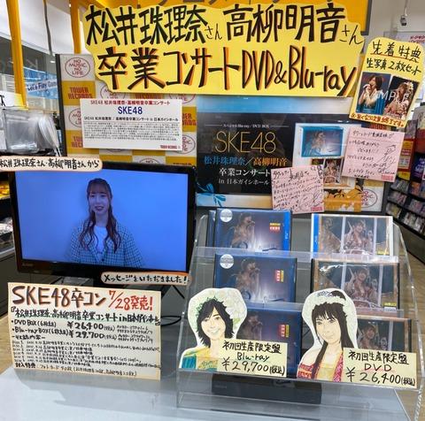 【速報】松井珠理奈さんに仕事がキテタ―――(゚∀゚)―――― !!