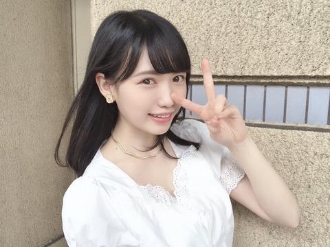 【HKT48】運上弘菜ちゃん「髪の毛めちゃめちゃ染めたいけど、悲しんじゃう人が多そうだから我慢する」