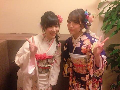 【AKB48】幼馴染な加藤玲奈と北澤早紀の感動秘話【画像あり】
