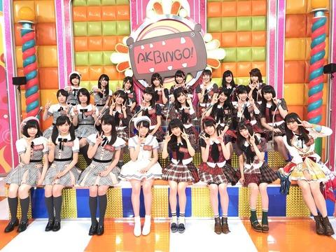 乃木坂46は冠番組に必ず選抜メンが出てるのに、なんでAKB48は冠番組に選抜が出ないの?
