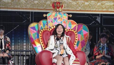 【SKE48】松井珠理奈ファン「珠理奈はこれまで、総選挙ミュージアムで、何度かあの椅子に座れる機会があった。でも座らなかった」