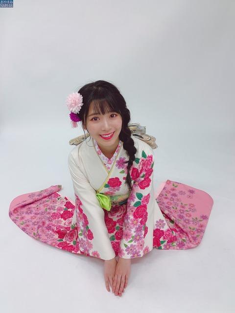 【NMB48】安田桃寧が読売テレビ「あさパラ!」にゲスト出演!