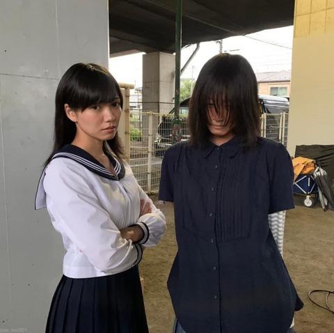 【画像】松井玲奈と二階堂ふみ、10年前のツーショット写真が発掘される!