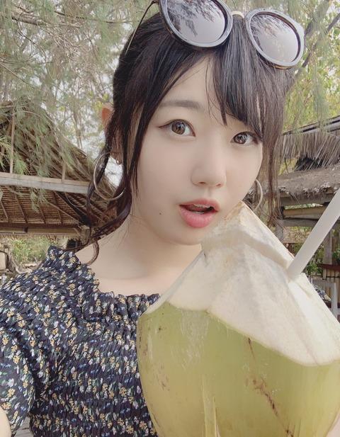 【STU48】瀧野由美子「ふぁーーーーー  会いたい ーーーーーー !!」