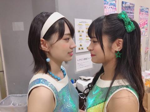 【NMB48】清水里香ブログの太田夢莉とのエピソードが泣けると話題に