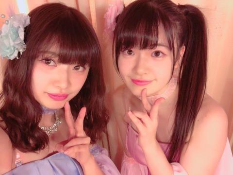 【AKB48】横暴な姉の十夢と健気な妹の小麟【武藤姉妹】