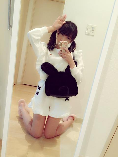 【朗報】AKB48木﨑ゆりあのほぼすっぴん写真が可愛い!!!