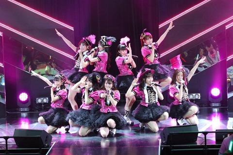 【悲報】HKT48劇場公演、ガラガラすぎてまさかの2次募集を始める