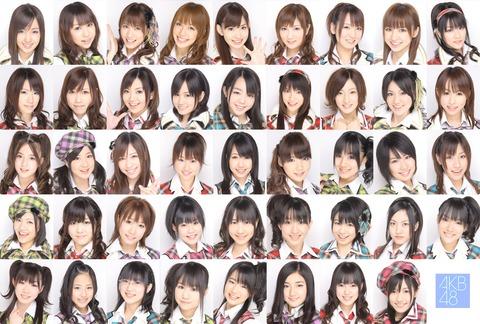 【AKB48G】何でヲタって卒業したメンバーを即断捨離するの?